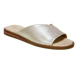 Franco Sarto Riviera slide sandals